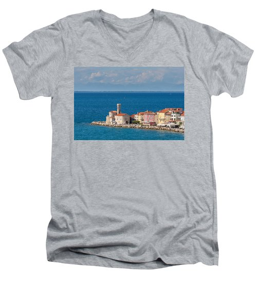 Piran Men's V-Neck T-Shirt