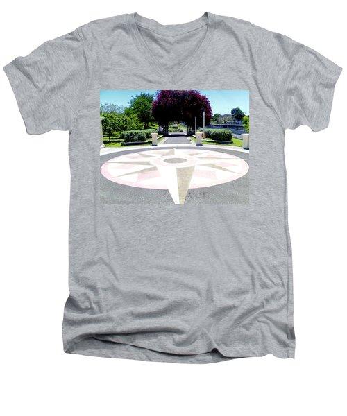 Ponce Urban Ecological Park Men's V-Neck T-Shirt