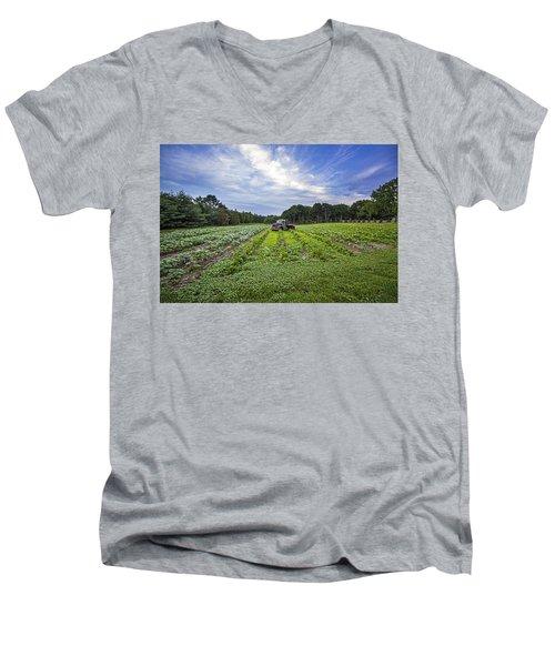 Reo Speedwagon Men's V-Neck T-Shirt