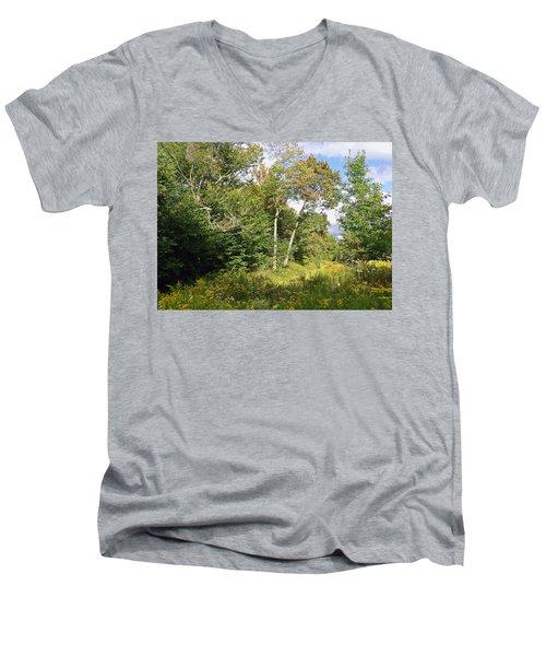 Respite Men's V-Neck T-Shirt