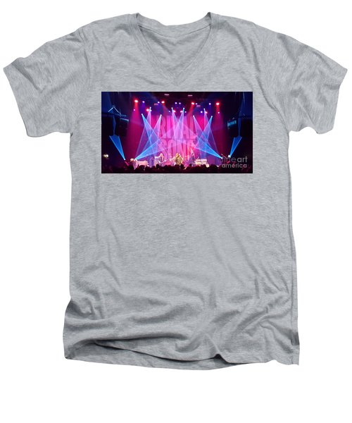 Rival Sons Men's V-Neck T-Shirt