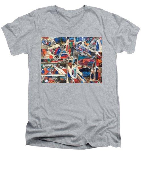 Sixth Sense Men's V-Neck T-Shirt