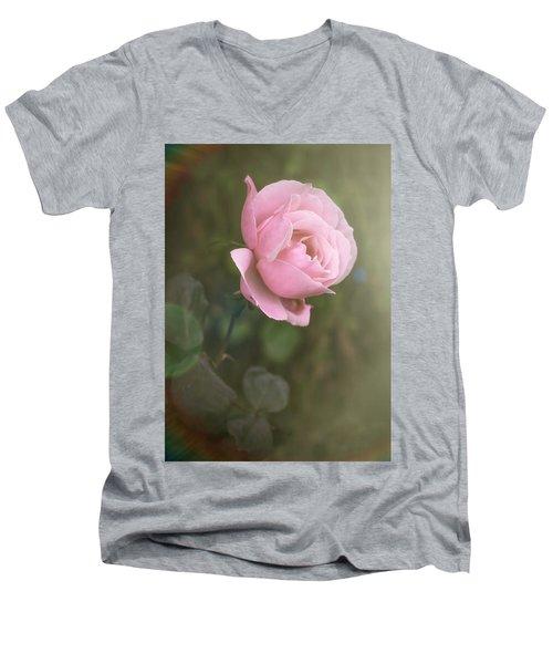Softness Men's V-Neck T-Shirt