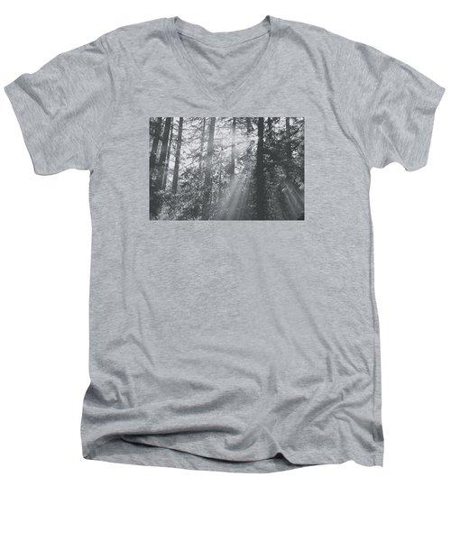 Splendor Men's V-Neck T-Shirt