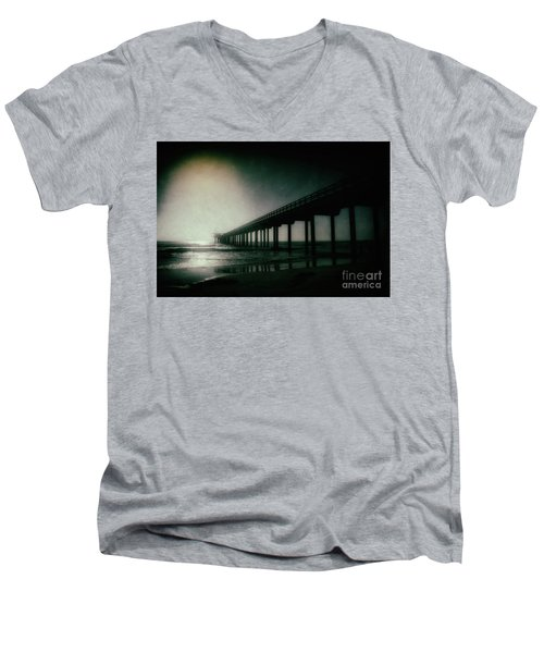 Spotlight On Scripps Men's V-Neck T-Shirt