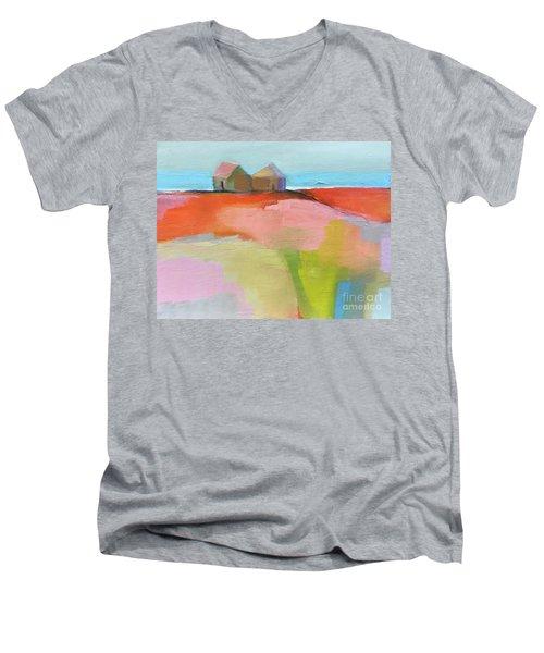 Summer Heat Men's V-Neck T-Shirt