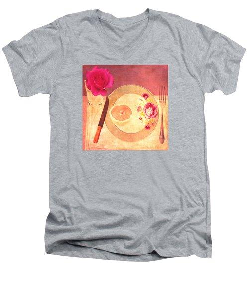 Tablescape Men's V-Neck T-Shirt