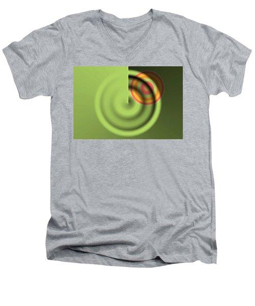 Targe Men's V-Neck T-Shirt