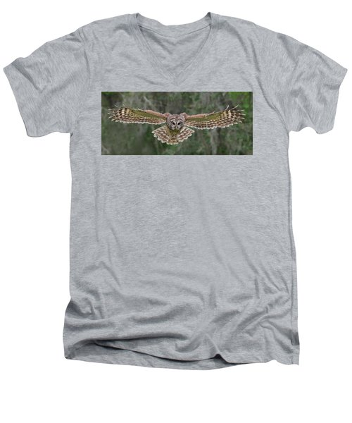 The Approach. Men's V-Neck T-Shirt