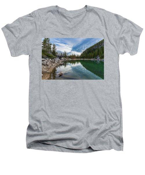 The Enchantments Men's V-Neck T-Shirt