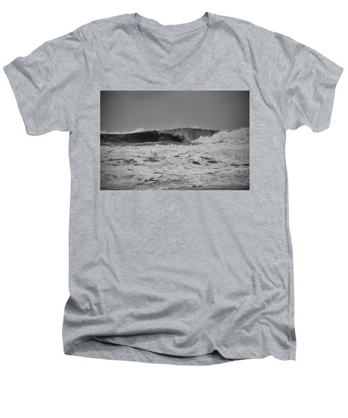 The Pacific Ocean Men's V-Neck T-Shirt