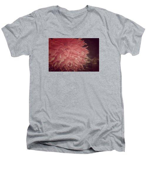 The Promise Of Love Men's V-Neck T-Shirt by The Art Of Marilyn Ridoutt-Greene