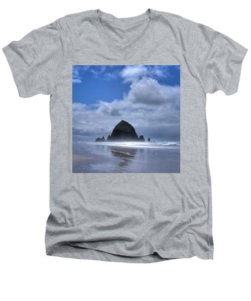The Rock Men's V-Neck T-Shirt