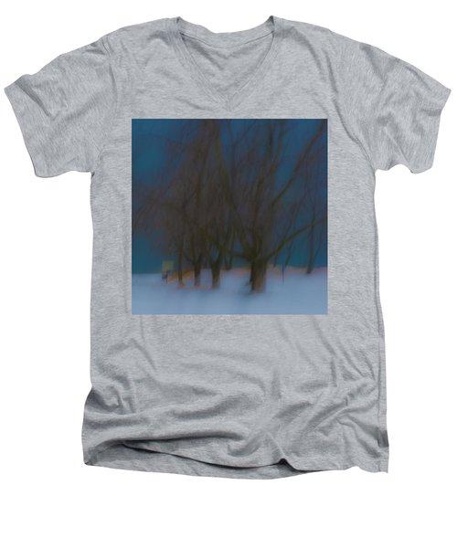 Tree Dreams Men's V-Neck T-Shirt