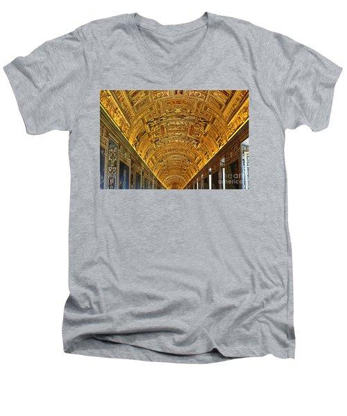 Vatican II Men's V-Neck T-Shirt