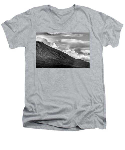 Volcano Men's V-Neck T-Shirt