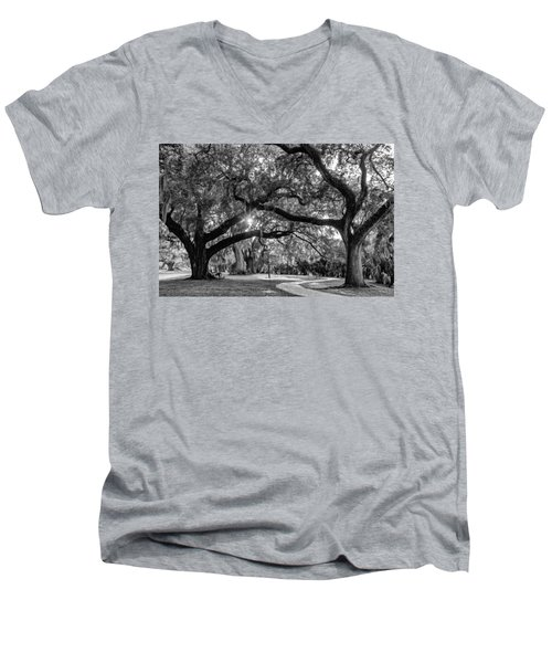 When I Dream... Men's V-Neck T-Shirt