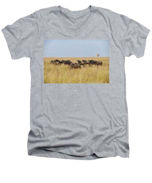 Wild Beasts Men's V-Neck T-Shirt