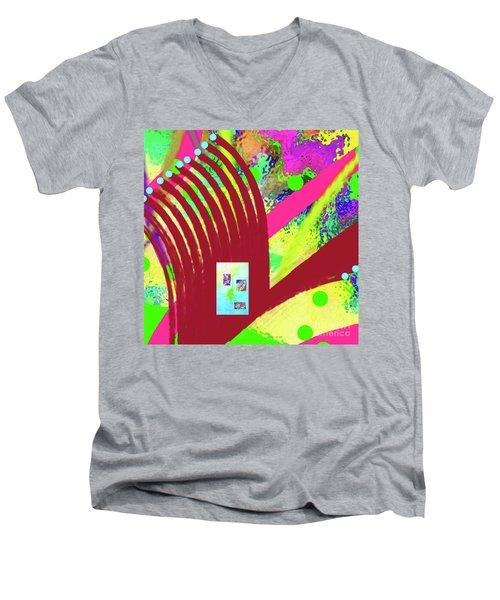 10-27-2015cabcdefghijklmnopqrtuv Men's V-Neck T-Shirt