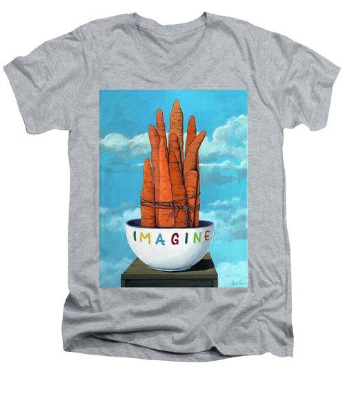10 Karat - Original Still Life Men's V-Neck T-Shirt