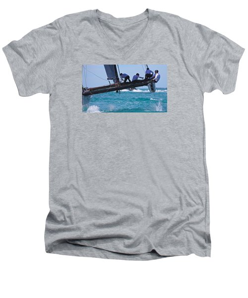 Key West Race Week Men's V-Neck T-Shirt