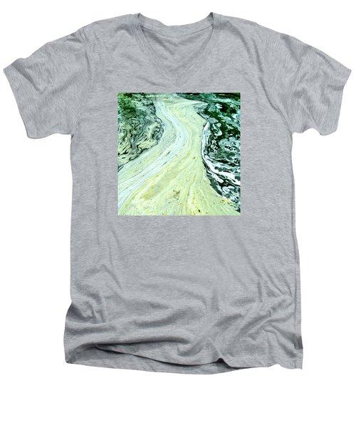 Primordial Soup Men's V-Neck T-Shirt