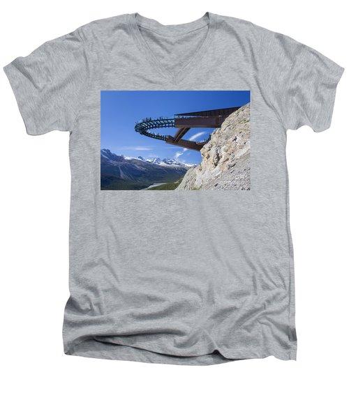 151124p004 Men's V-Neck T-Shirt