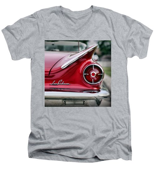 1960 Buick Lesabre Men's V-Neck T-Shirt