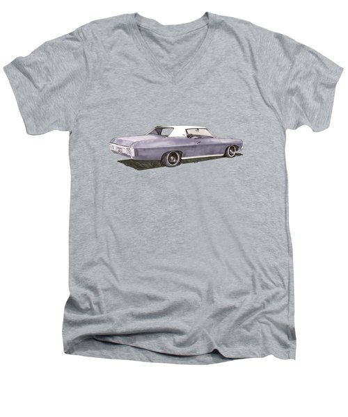 Chevrolet Impala Men's V-Neck T-Shirt