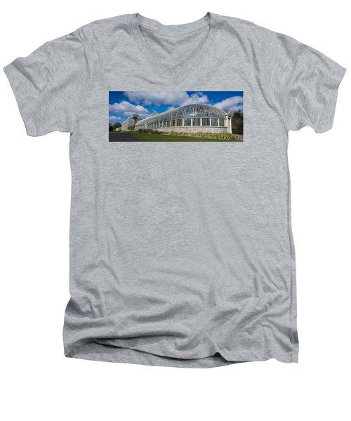Botanical House Men's V-Neck T-Shirt