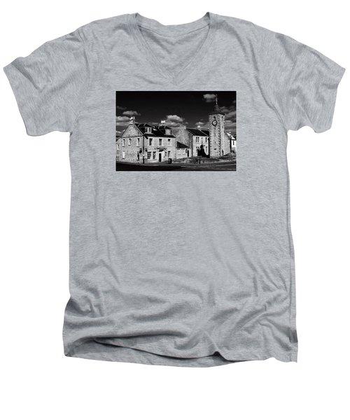 Clackmannan Men's V-Neck T-Shirt by Jeremy Lavender Photography