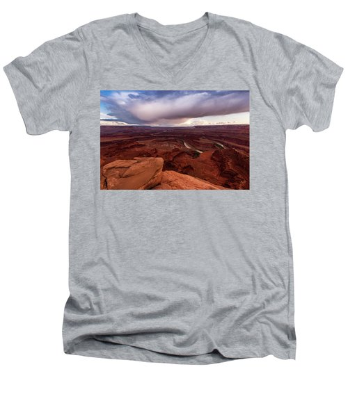 Dead Horse Point Men's V-Neck T-Shirt