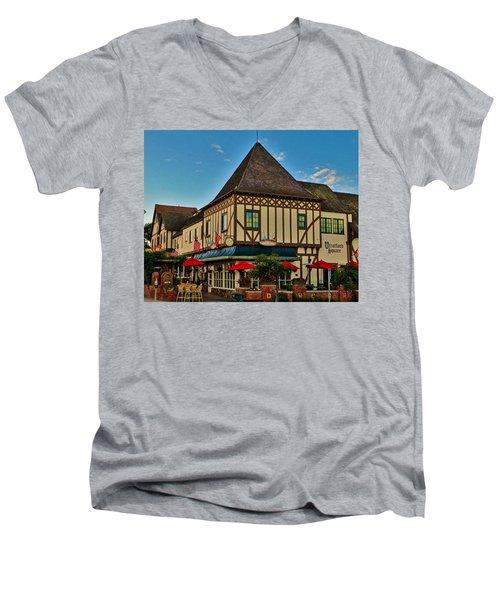 Del Mar Men's V-Neck T-Shirt