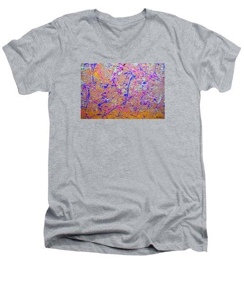 Dripx 5 Men's V-Neck T-Shirt