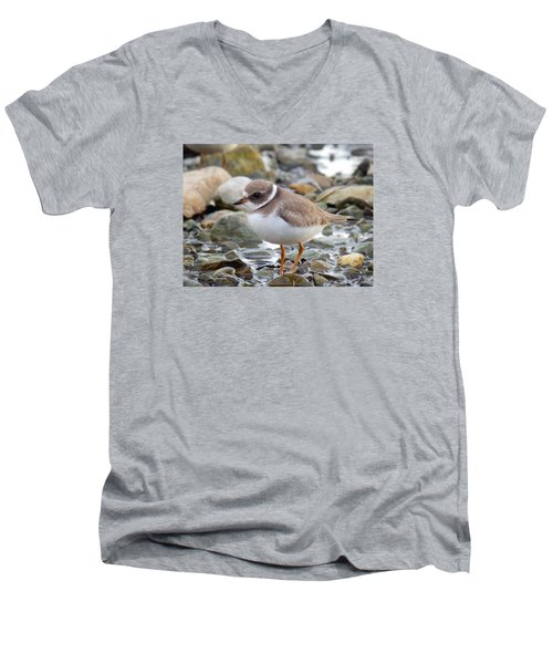 Gaze Men's V-Neck T-Shirt