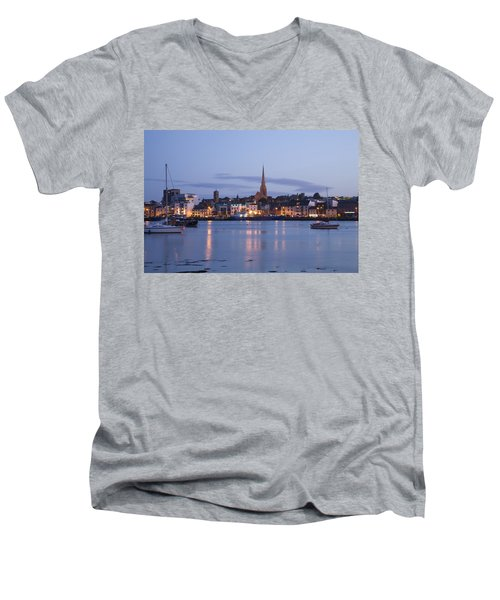 Irish Dusk Men's V-Neck T-Shirt