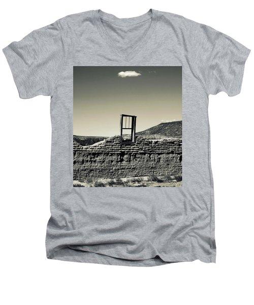Sacred Window  Men's V-Neck T-Shirt