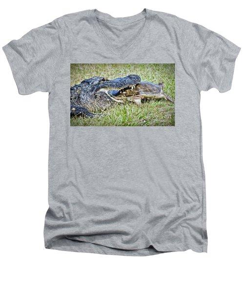 Set Me Free Men's V-Neck T-Shirt