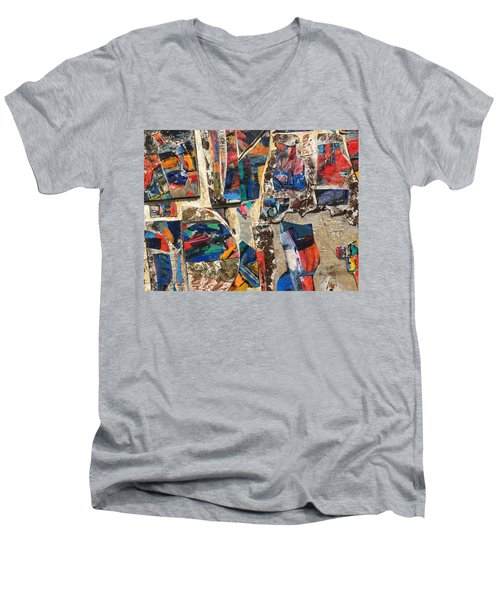 Sixth Sense Men's V-Neck T-Shirt