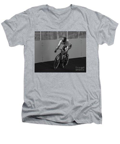 Sprint Men's V-Neck T-Shirt