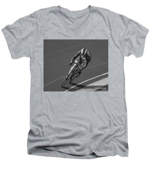 Sprinter Men's V-Neck T-Shirt