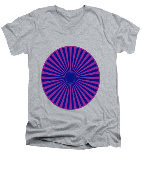 T-shirts N Pod Gifts With Chakra Design By Navinjoshi Fineartamerica Pixels Men's V-Neck T-Shirt
