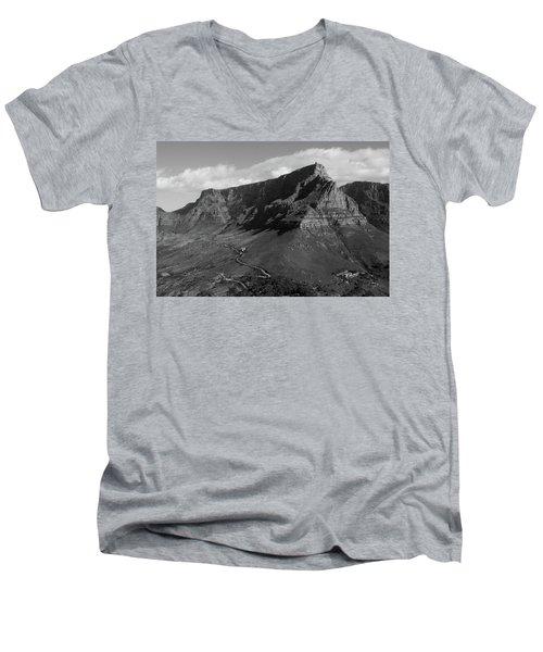 Table Mountain - Cape Town Men's V-Neck T-Shirt