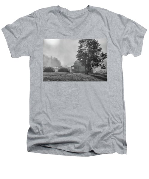 The Dan Lawson Place Men's V-Neck T-Shirt