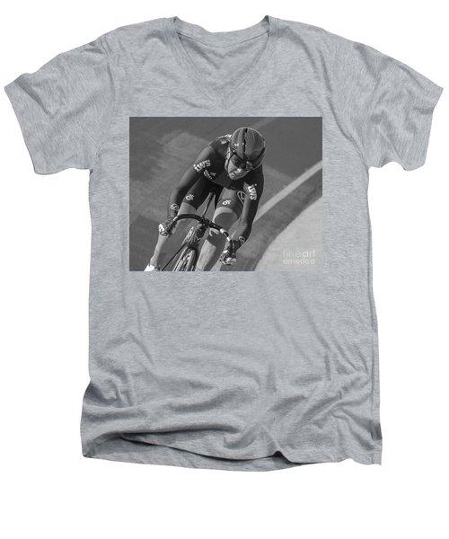 200 Meter Tt Men's V-Neck T-Shirt