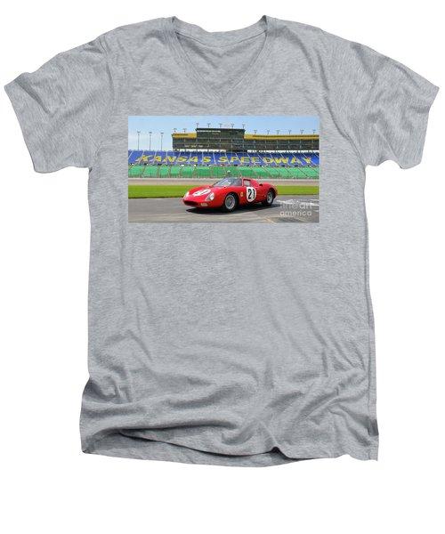 21 Men's V-Neck T-Shirt