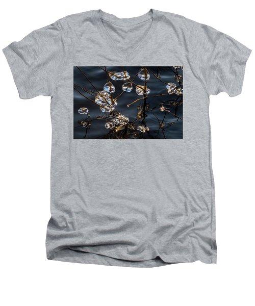 Ice Art Men's V-Neck T-Shirt