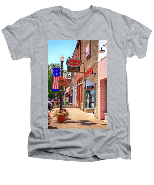 Murfreesboro Tn, Usa Men's V-Neck T-Shirt
