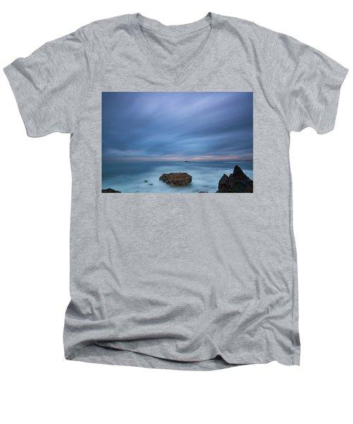 3 Rocks Men's V-Neck T-Shirt