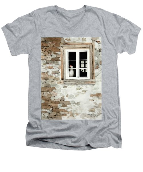 Window Dressing Men's V-Neck T-Shirt
